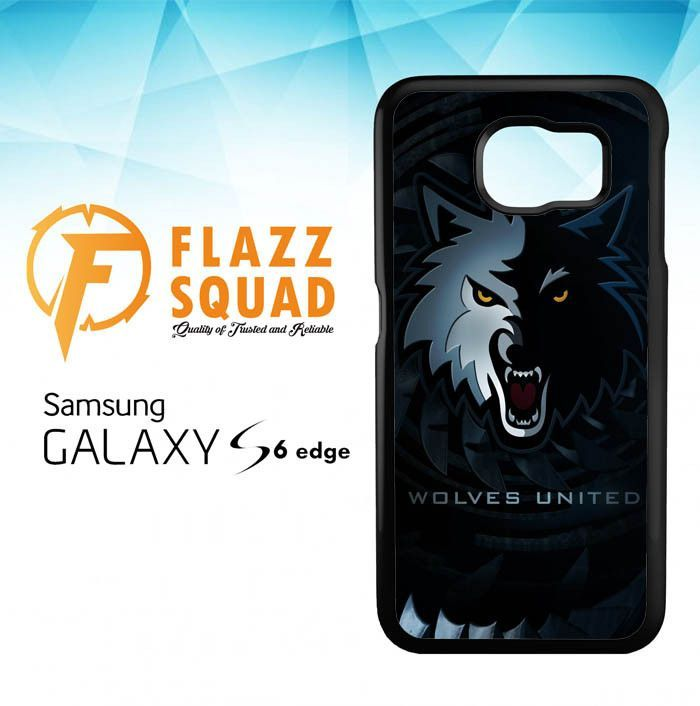 Wolves United Z4159 Samsung Galaxy S6 Edge Case
