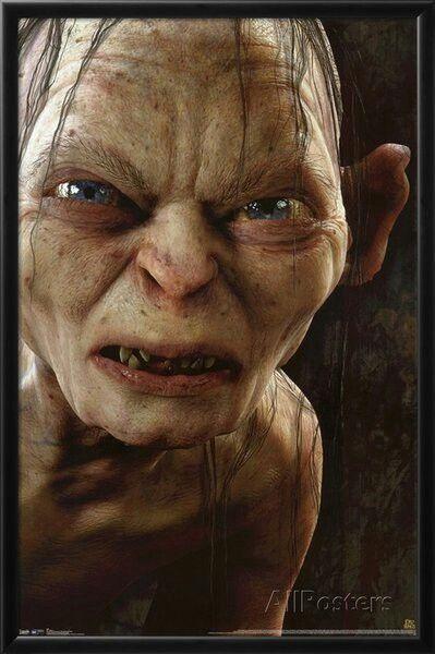 The Hobbit Gollum