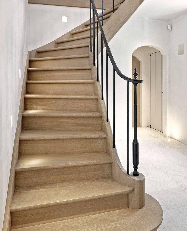 Trap pastorij google zoeken stairs pinterest stairways staircases and wooden stairs - Railing trap ontwerp ...