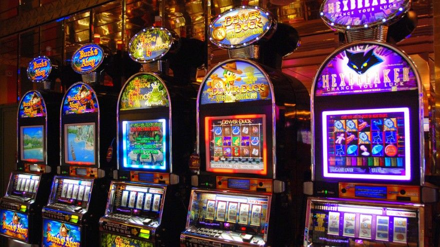 Casino slot machines hack
