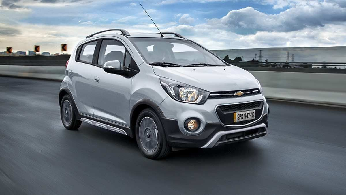 Chevrolet Spark Gt 2020 Precio Spy Shoot In 2020 Chevrolet Spark Chevrolet Best Car Insurance