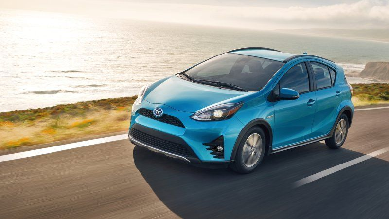 Toyota Prius C To Be Discontinued 2020 Corolla Hybrid Will Take