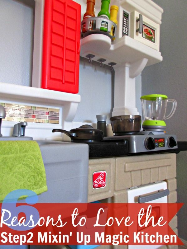 Step2 Mixin\' Up Magic Kitchen Review | Products I Love ...