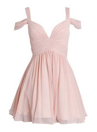 43263707cab Beautiful new Style Pink Homecoming Dresses With Silver Beading ...