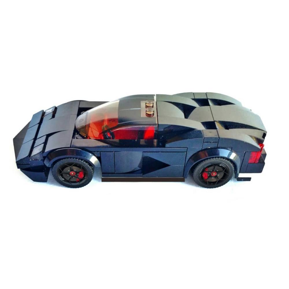 dsdvegabrick's Media: Centauri Vulcan SV by Lego #lego #legoinstagram #legocar #moc #afol #car #carlovers #racer #supercars #gtcar #hypercar #conceptcars #racing🏁 #urbancar #sport #motorsport #design #speedchampions #legospeedchampions #rider