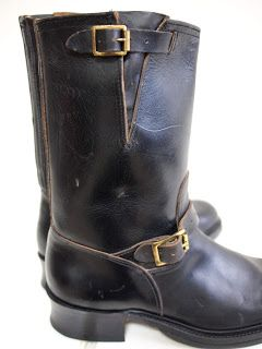 Super Rare Vintage Buco Engineer Boots Boots Engineer Boots Harley Boots
