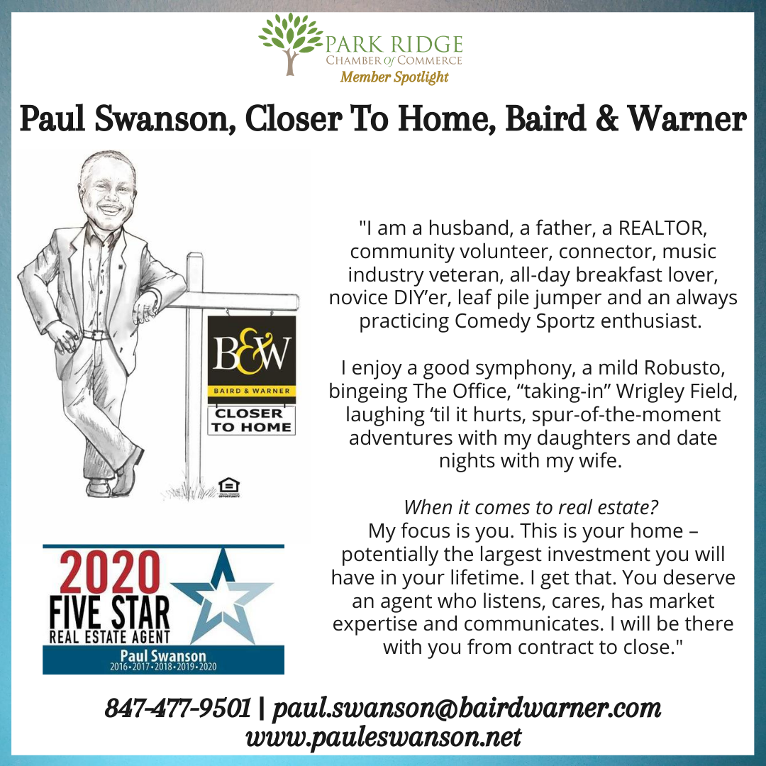 With Paul Swanson You Re Closer To Home In 2020 Community Volunteering Support Local Business Music Industry