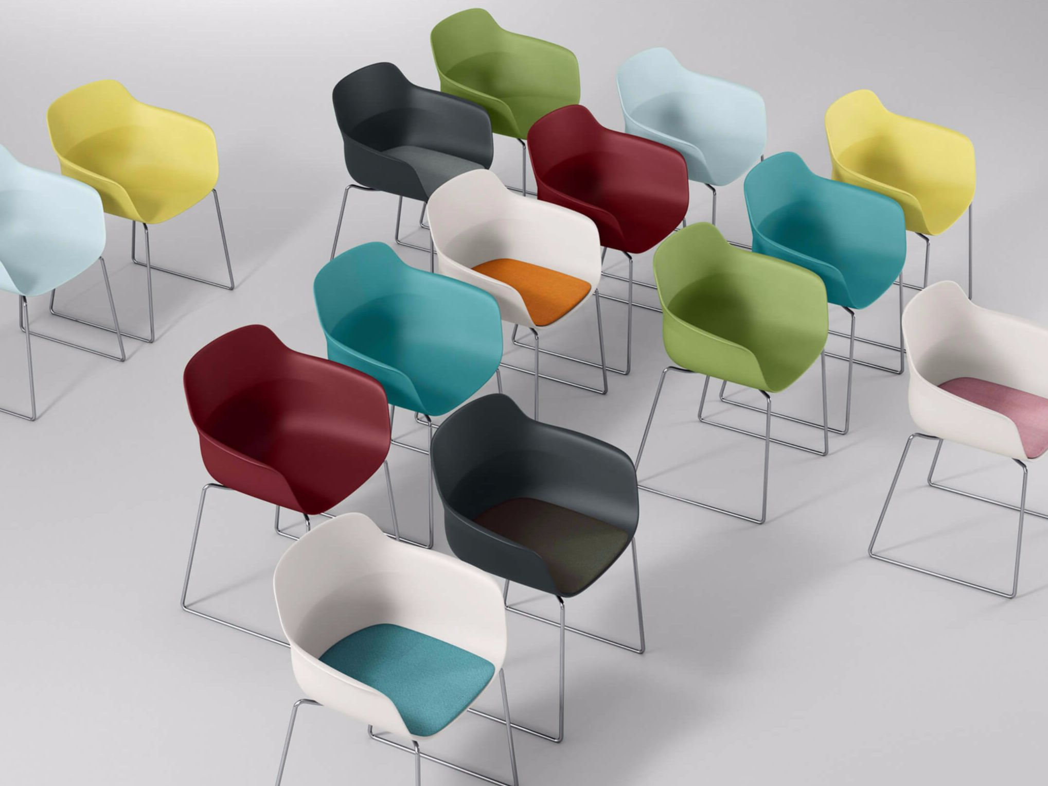 Beautiful Download The Catalogue And Request Prices Of Crona Light | Chair With  Armrests By Brunner,