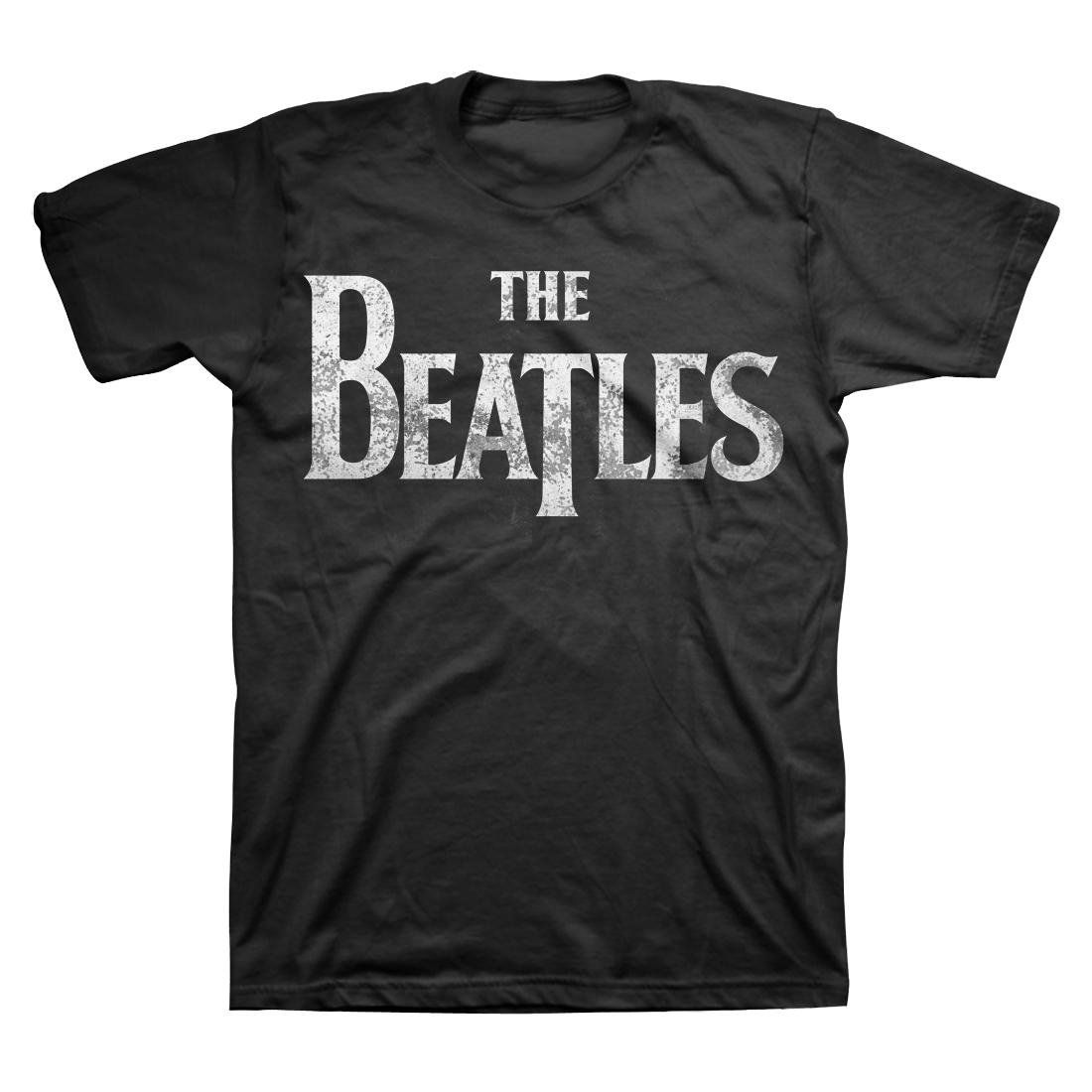 the beatles t shirt vintage