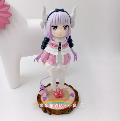 Video Shows How to Create Your Own Kanna Kamui Statue