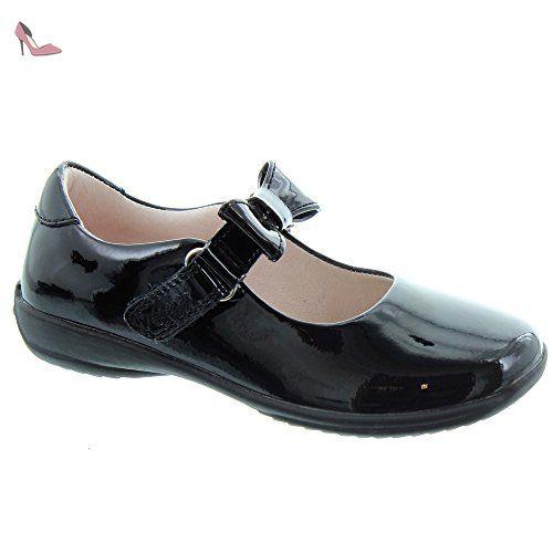 bc08087437b Lelli Kelly LK8355 (DB01) Angel Black Patent School Shoes G Fitting-27 (