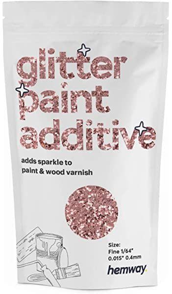 Hemway Mother of Pearl Glitter Grout Tile Additive 100g Tiles Bathroom Wet Room