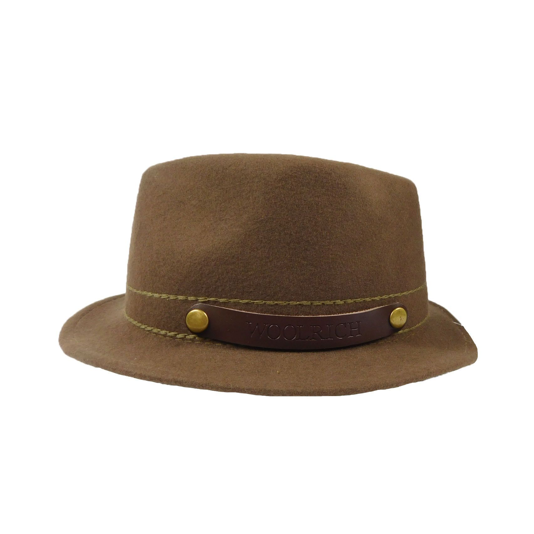 27643c4a Woolrich Roll Up Fedora | Hats for Adventurers | Winter hats, Hats ...
