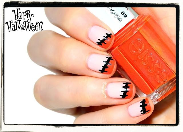Happy Halloween | Nail polish art