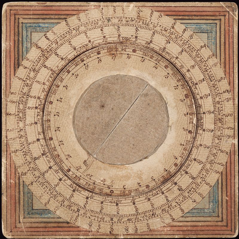 NMAH   Albert H. Small Documents Gallery - The Cosmos in Miniature: The Remarkable Star Map of Simeon De Witt: European Astrolabes
