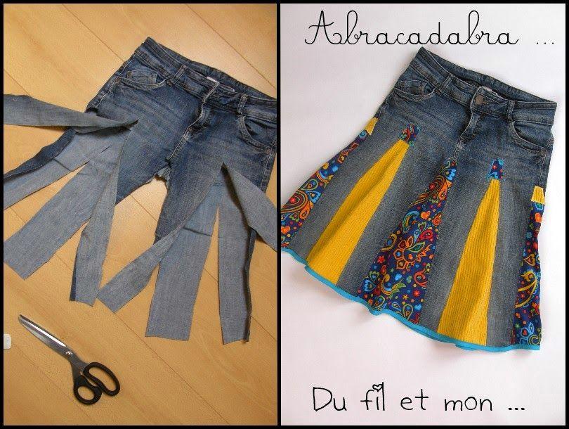 8ead45b81c76 Du fil et mon... | sewing skirts & dresses | Kleidung nähen, Jeans ...