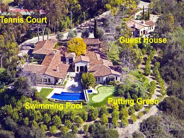 phil mickelson house google search philip alfred