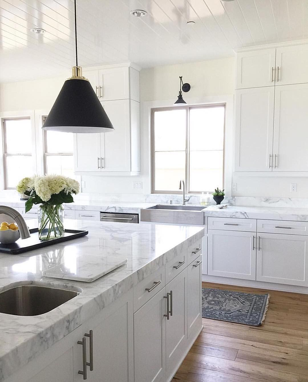 Black Kitchen Units Sale: Stunning Kitchen By @beckiowens! Also, Be Sure And Check Out My Weekend Sale Picks On The Blog