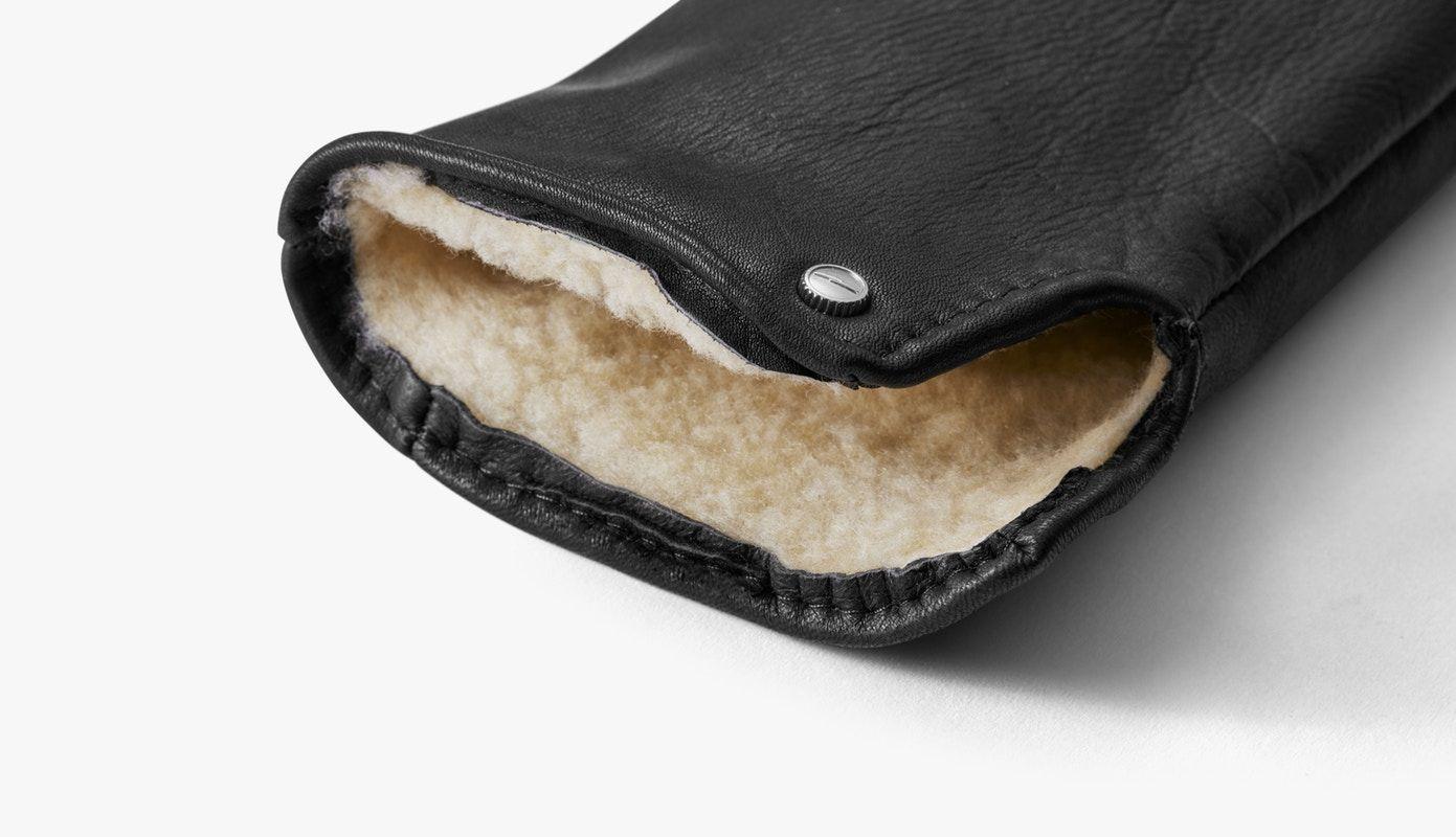 Shinola Geier Deerskin Gloves Black 8 5 Deer Skin Deerskin Gloves Deerskin Leather