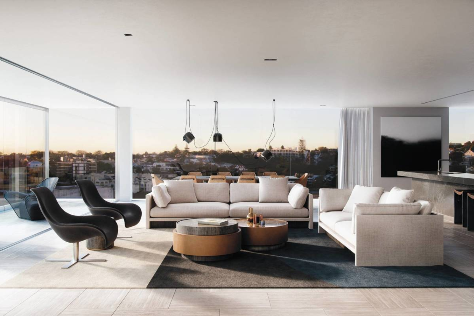 Concept for Edition Apartments, Auckland. | Luxury homes ...