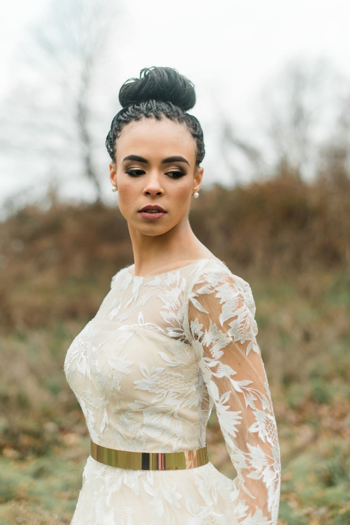 Inspiration Pittsburgh Wedding Ideas From Burgh Brides In 2020 Beautiful Wedding Makeup Bride Bride Look