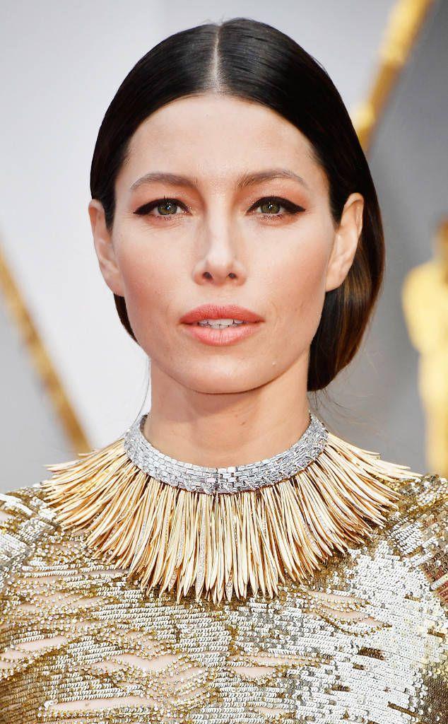 Jessica Biel from Oscars 2017 Best Beauty Looks Oscars 2017 - schüller küche gala