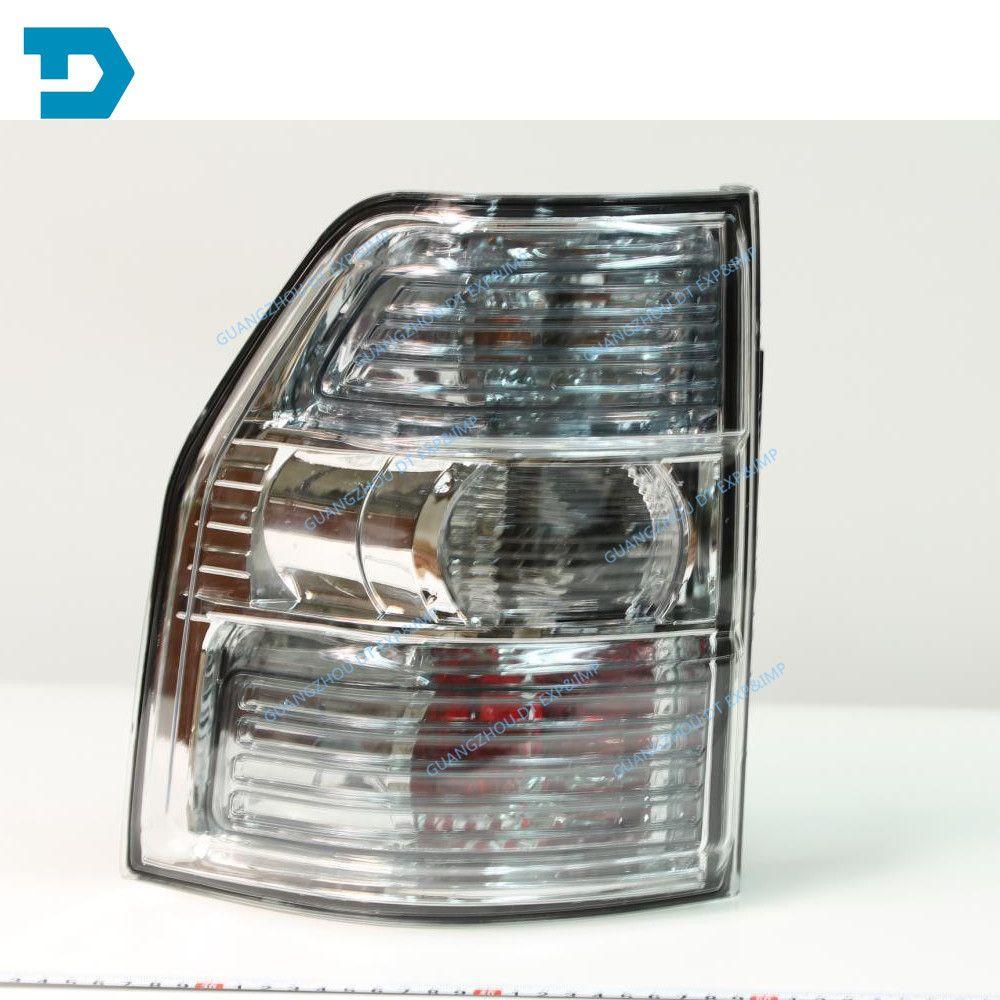 Pajero V97 V93 Tail Lamp 8330a597 8330a598 2007 2008 2009 2010 2011 2012 2013 2014 2015 2016 2017 Montero Rear Lamp Tail Light Car Lights Tail Light Lights