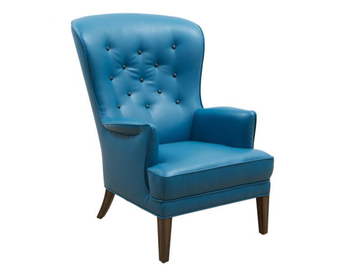 Sunpan Modern 5west Chancellor Arm Chair Armchair Upholstered Arm Chair Leather Armchair