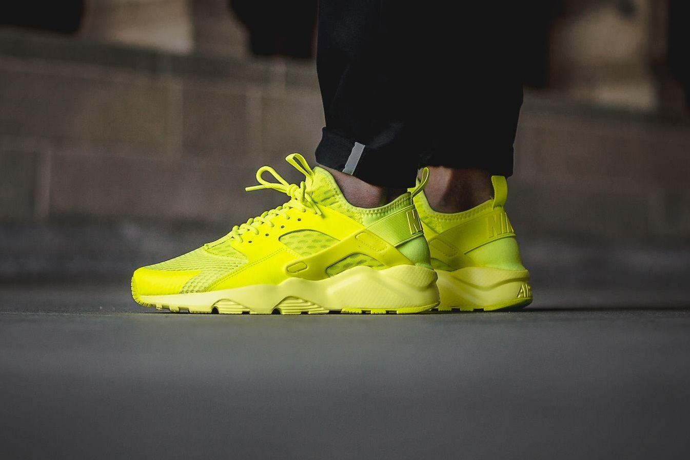 Nike Air Huarache Ultra Breeze: Yellow