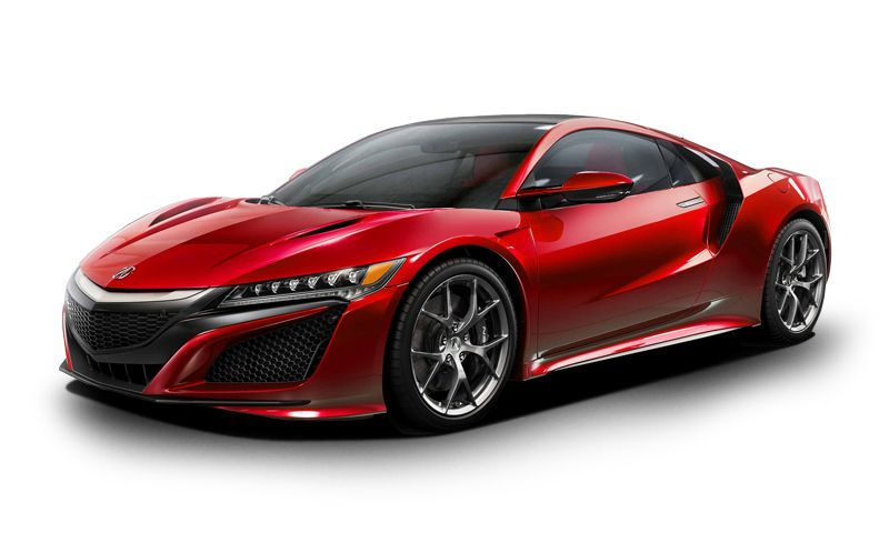 Acura NSX Reviews  Acura NSX Price Photos and Specs
