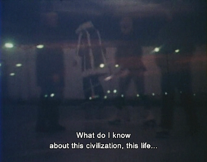 As I Was Moving Ahead Occasionally I Saw Brief Glimpses Of Beauty Jonas Mekas 2000 Relatable I Am Moving Words