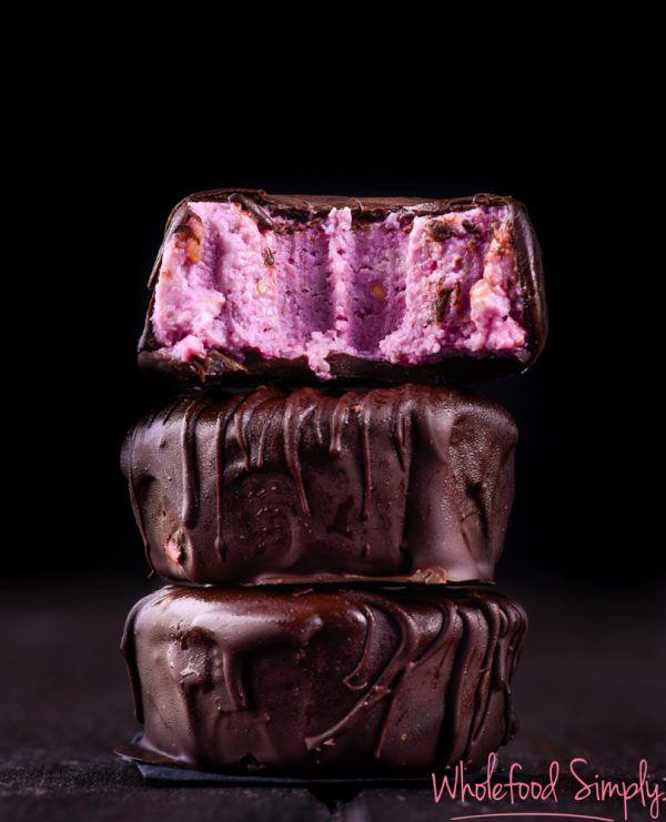 raspberry fudge chocolates