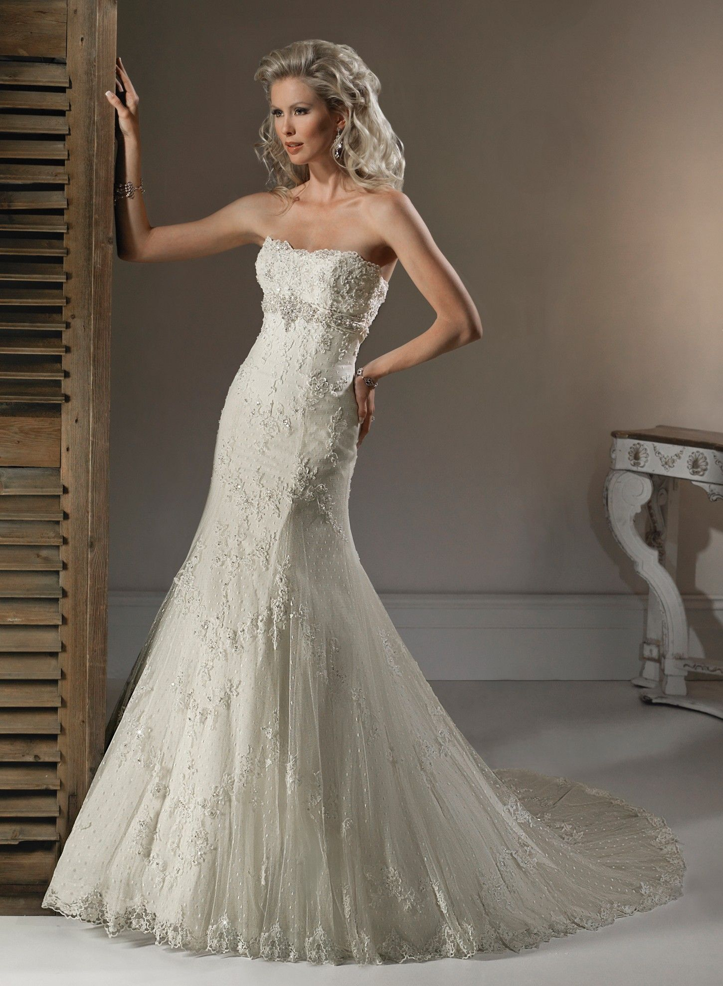 Wedding Lace A Line Wedding Dress spaghetti strap lace a line tulle sleeveless wedding dress 1000 images about dresses on pinterest one shoulder and lace