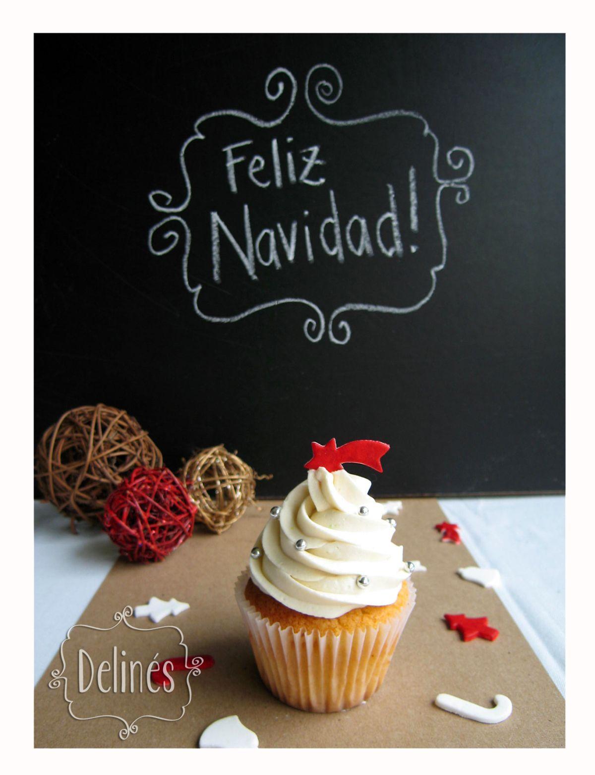 Postres Para Una Feliz Navidad.Feliz Navidad Postres Para Navidad Y Ano Nuevo Cupcakes