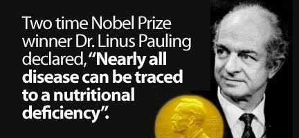 Linus Pauling Inventores