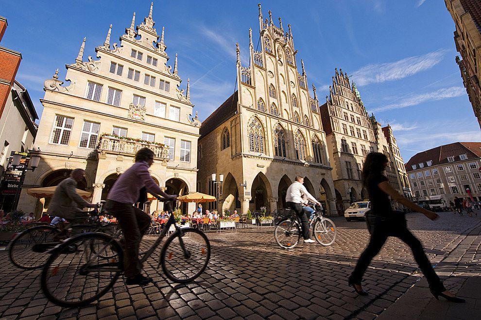 Schon mal in diesem … Münster gewesen?   28 Gründe, niemals einen Fuß nach Münster zu setzen