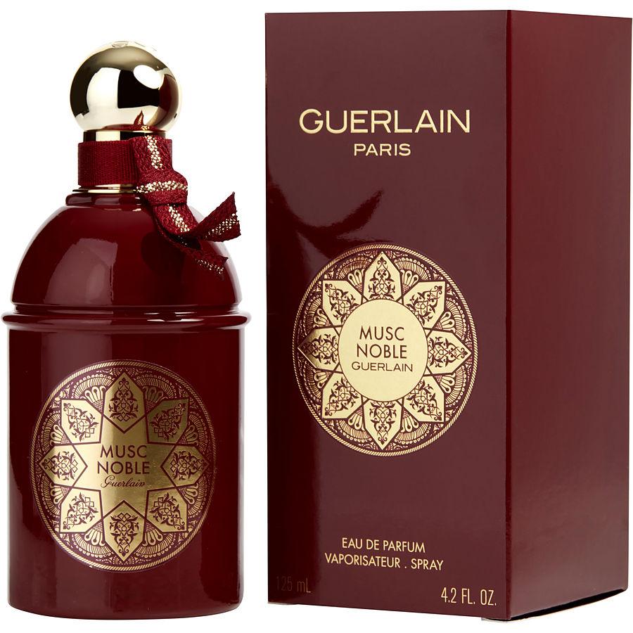 Guerlain Musc Noble Eau De Parfum Spray 4.2 oz Guerlain