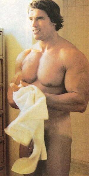 Just all Arnold Shwarzenegger porno tits...love