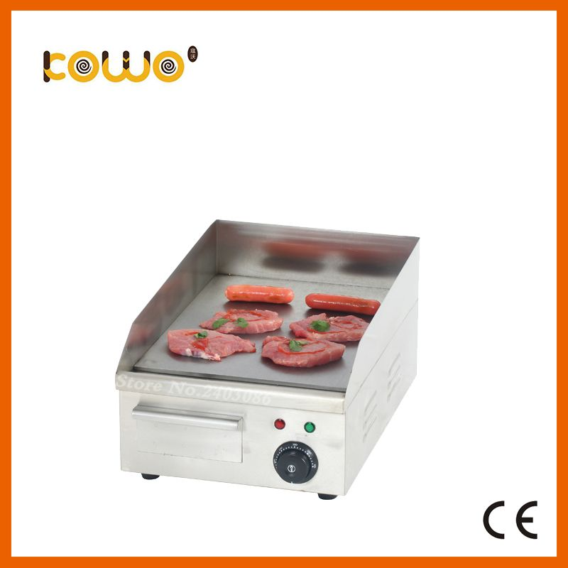kitchen equipment for sale country chair cushions hot commercial table counter top industrial stainless steel mini electric flat plate grill