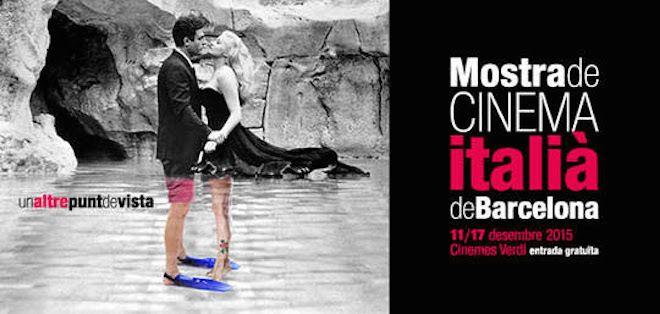 El mejor cine italiano en Barcelona. Cuarta edición de la MCIB en los Cines Verdi, 11-17/12/2015