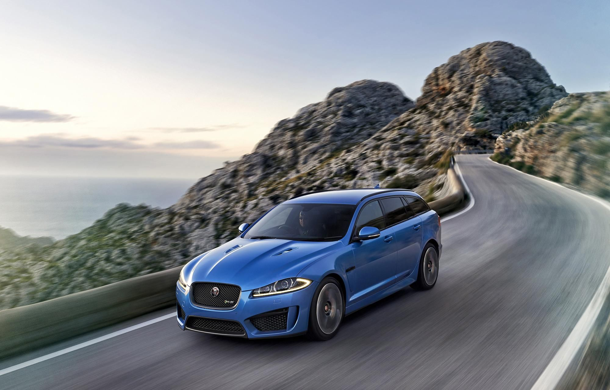 2015 Jaguar Xfr S Sportbrake Jaguar Xf Jaguar Geneva Motor Show