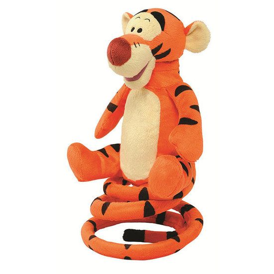 0c591b5d37f0 For 2-Year-Olds  Winnie the Pooh Bounce Bounce Tigger Plush Doll  Full  confession  my sister-in-law gifted this toy to my son when he turned 2