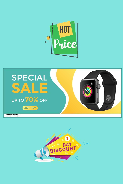 10 Best Apple Watch Series 3 Black Friday Deals 2020 Big Discount In 2020 Apple Watch Series 3 Best Apple Watch Apple Watch Series