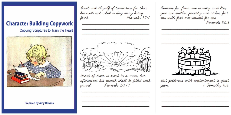 Homeschool Copywork Review