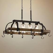 Image Result For Pot Rack Light Fixture Lowes