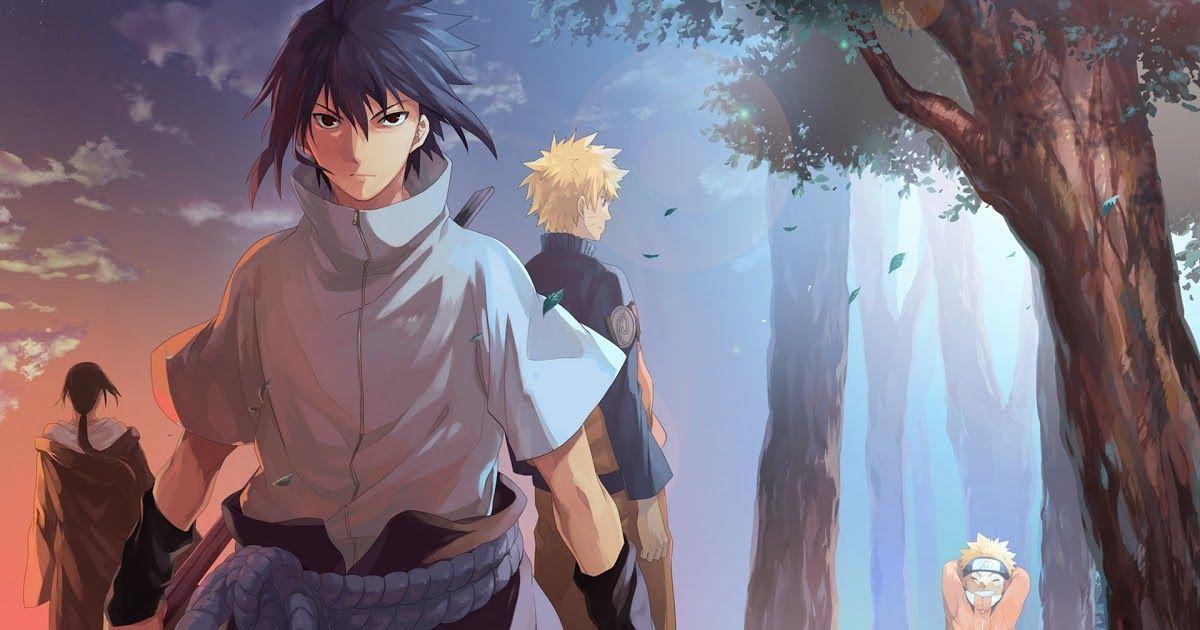 Badass Anime Wallpaper Sasuke