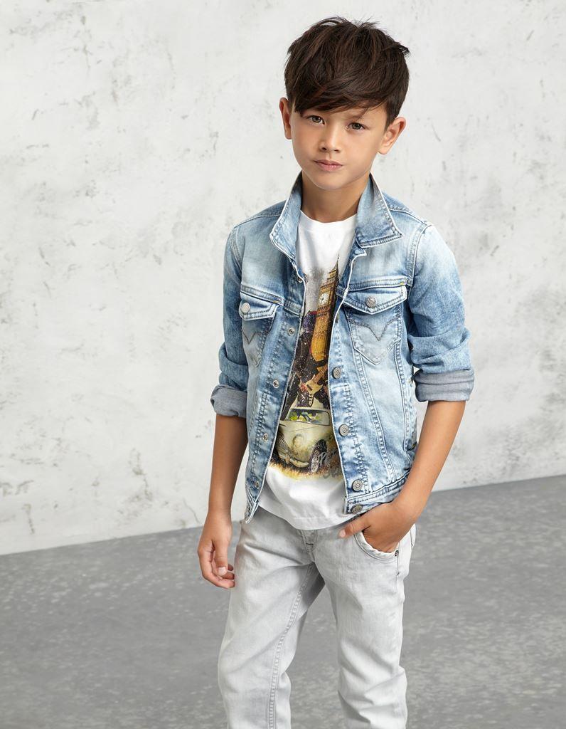 Pepe Jeans Boys Shannon Blouse
