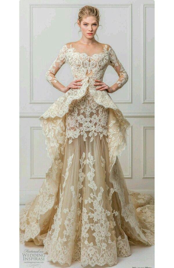 Pin von mahawe auf dresses | Pinterest | Brautkleider und Kleider