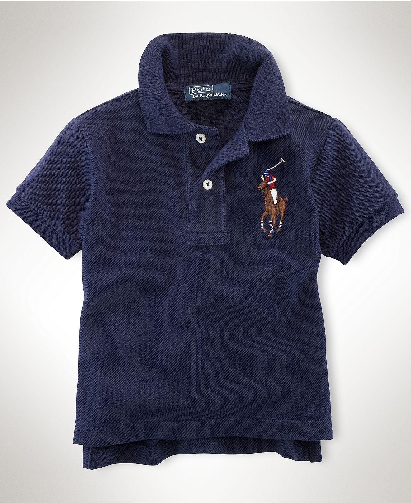 40d35fde5517 Ralph Lauren Baby Shirt