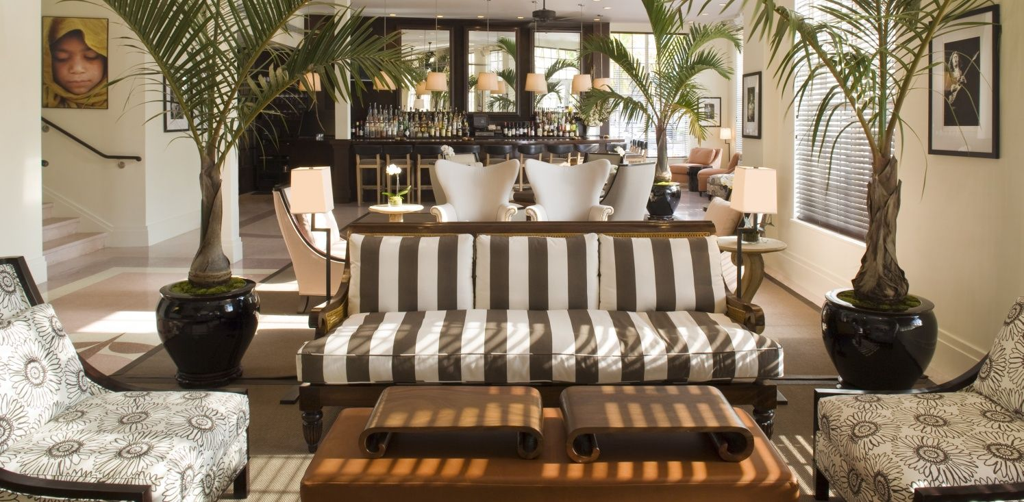 Furniture stores in st augustine fl  This inviting colonial lobby at the Betsy Hotel in Miami just makes